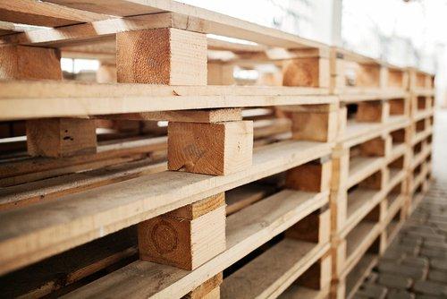 công ty sản xuất pallet gỗ