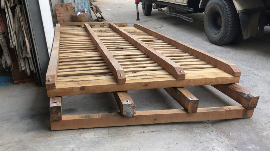 thu mua pallet gỗ tại đồng nai